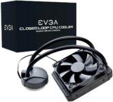EVGA CLC 120mm AIO Liquid CPU Cooler (400-HY-CL11-V1)