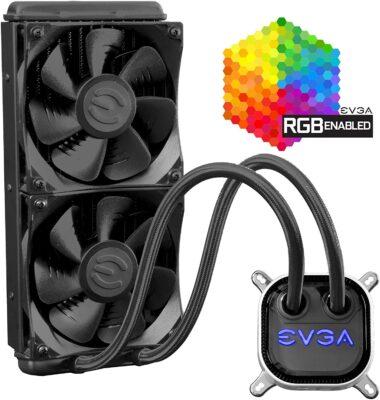 EVGA CLC 280mm AIO RGB LED CPU Liquid Cooler