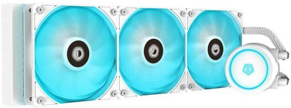 ID-Cooling AuraFlow X360 Snow CPU Water Cooler