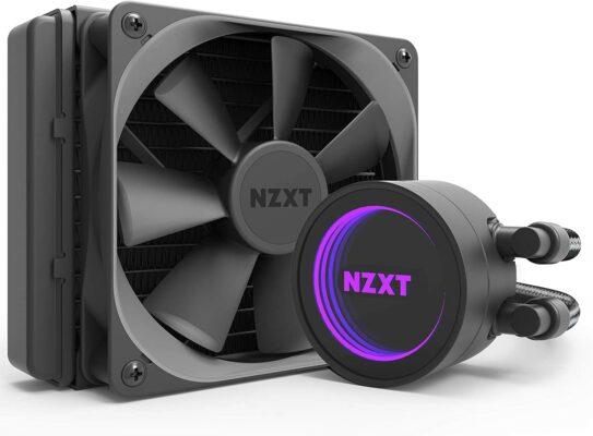 NZXT Kraken M22 120mm CPU Liquid Cooler (RL-KRM22-01)