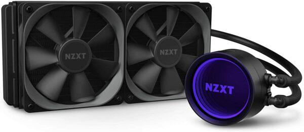 NZXT Kraken X63 280mm - RL-KRX63-01 - AIO RGB CPU Liquid Cooler