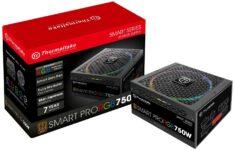 Thermaltake Smart Pro RGB 750W Fully Modular Power Supply