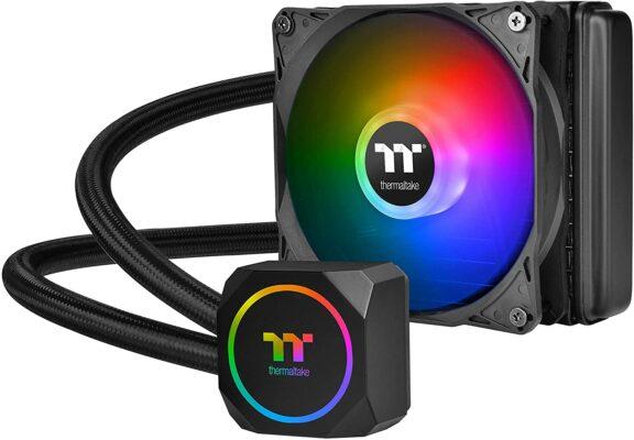 Thermaltake TH120 ARGB AIO Liquid CPU Cooler (CL-W285-PL12SW-A)