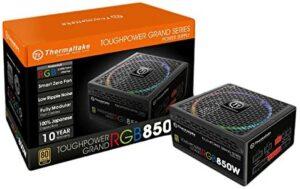 Thermaltake Toughpower Grand RGB 850W Fully Modular Power Supply