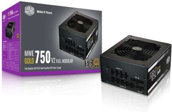 Cooler Master MWE Gold 750 V2 Full Modular