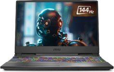 MSI GP65 Leopard 10SEK-048 Gaming Laptop