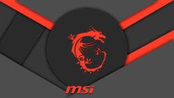 MSI Laptop Logo