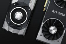 Nvidia RTX 2080 Graphics Card