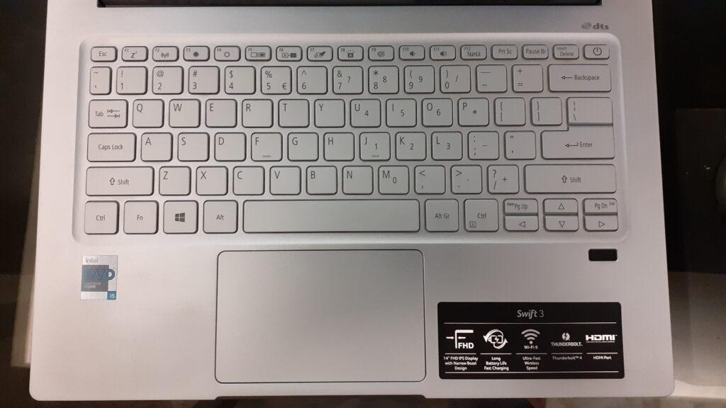 Keyboard - Acer Swift 3 SF314-59-524M