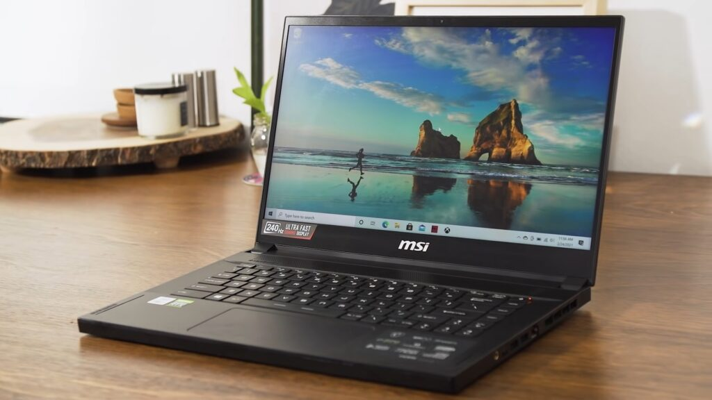 MSI GS66 Stealth Gaming Laptop (10UH-091)